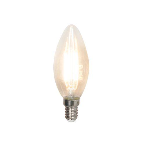Calex-LED filament kaarslamp E14 240V 3